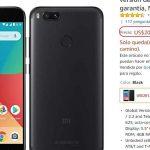 Ya puedes comprar el Xiaomi a1 en Amazon (USA, ES y MX)