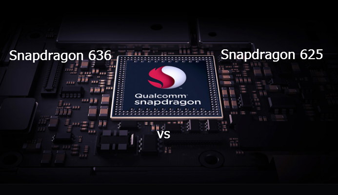 Snapdragon 636 vs Snapdragon 625