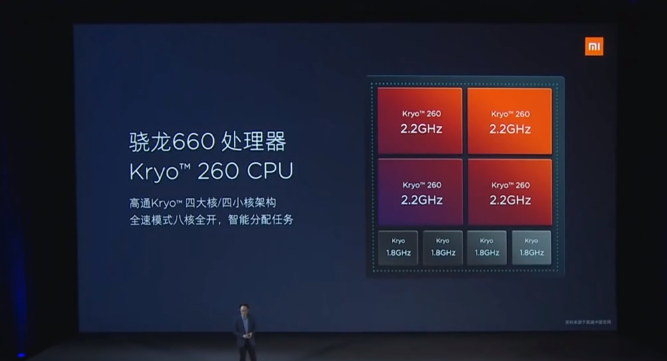 xiaomi 6x procesador
