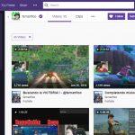 Fernanfloo en canal Twitch
