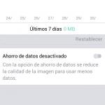 ¿Cómo ahorrar datos en la aplicación de Facebook?