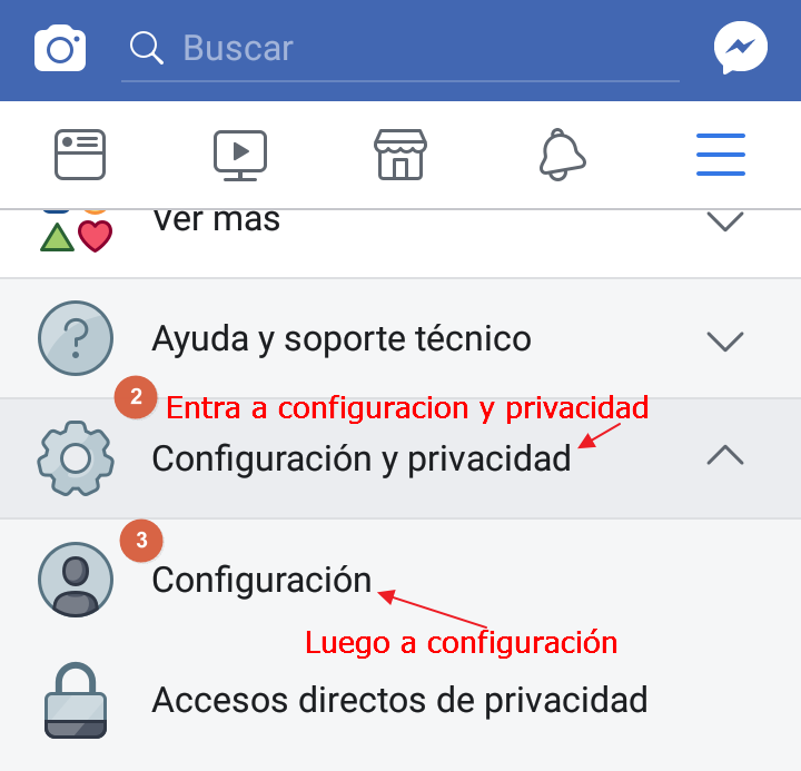 no mostrarme activo en facebook