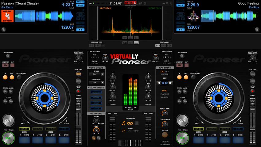 imagen de Virtual DJ