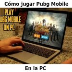 Pubg mobile en la PC Windows