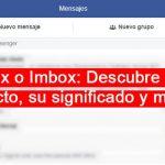 Respondiendo ¿Que es lo correcto: Inbox o imbox?