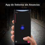 App Android de linterna sin anuncios