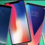 Mejores móviles todo pantalla 2019