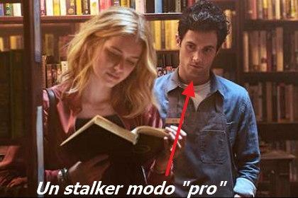 ejemplo de stalker en serie netflix