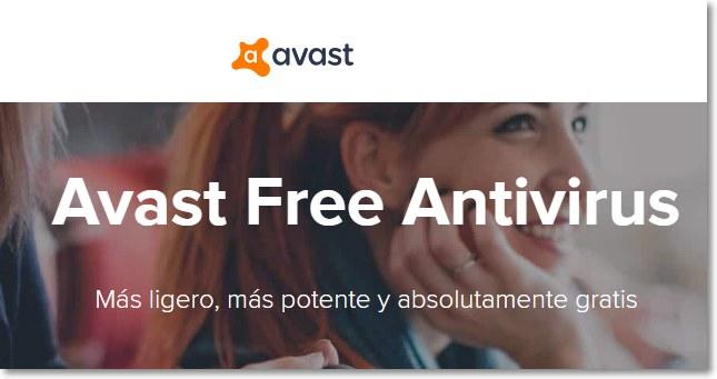 Avast gratis Windows
