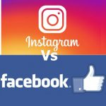 instagram vs facebook diferencias