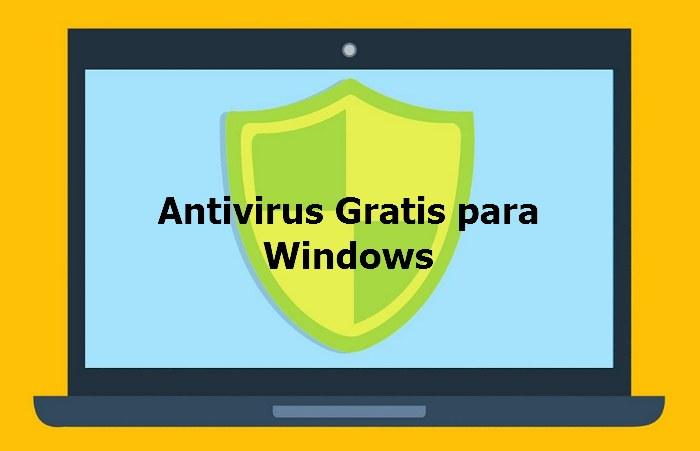 mejores antivirus gratis para Windows