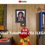 Descargar TubeMate pero es ilegal FAQ