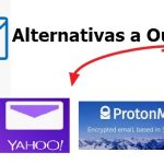 Alternativas a Outlook (Lista de servicios similares 2019)