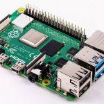 Raspberry Pi 4 imagen