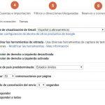 Cómo entrar a la configuración de Gmail