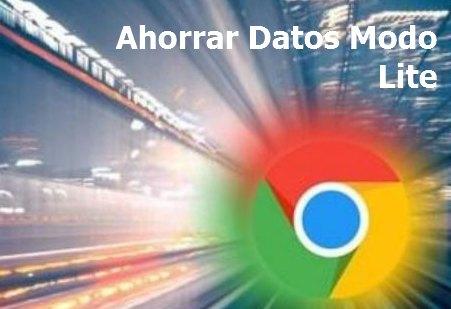 tutorial ahorrar datos chrome android