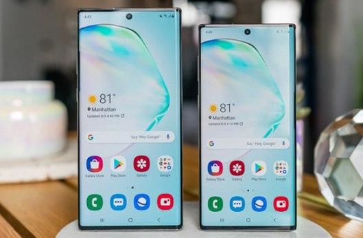 moviles gama alta Samsung note