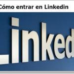 Como Entrar en Linkedin post