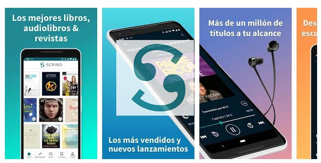 Descargar scribd android o iphone