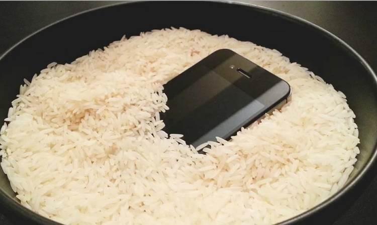 que hacer si mi celular se va al agua