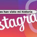 quienes han visto mi historia en instagram tutorial