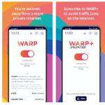 Warp la VPN que puedes usar gratutitamente «sin limites»