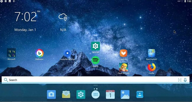 android como alternativa a windows