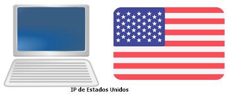 IP estados unidos imagen
