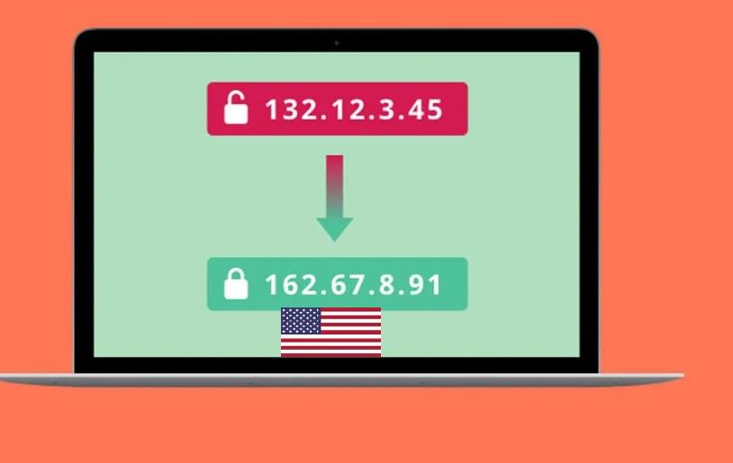Una IP de Estados Unido con una VPN
