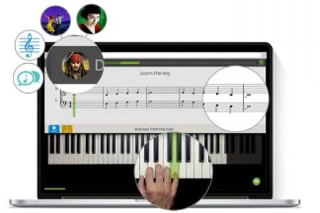 Aprender a tocar el piano App