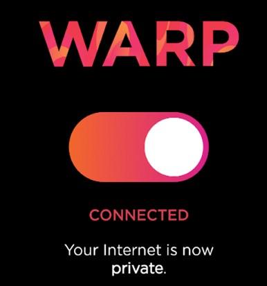 warp vpn gratis