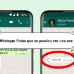 Whatsapp fotos que se pueden ver una vez